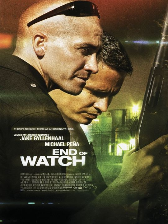 End of Watch : Kinoposter