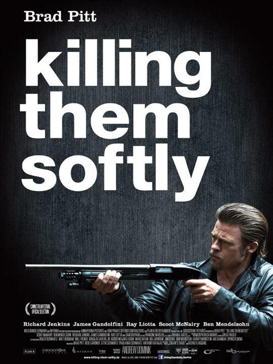 Killing Them Softly : Kinoposter