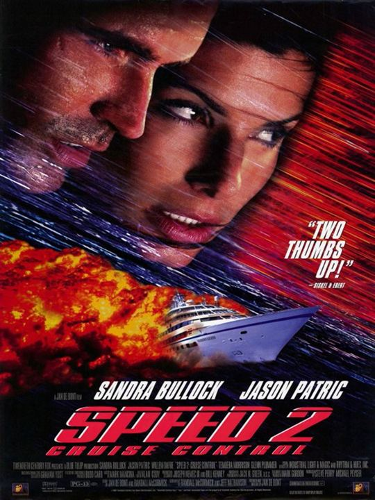 Speed 2 : poster