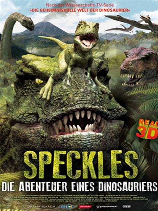 Speckles - Die Abenteuer eines Dinosauriers 3D : Kinoposter