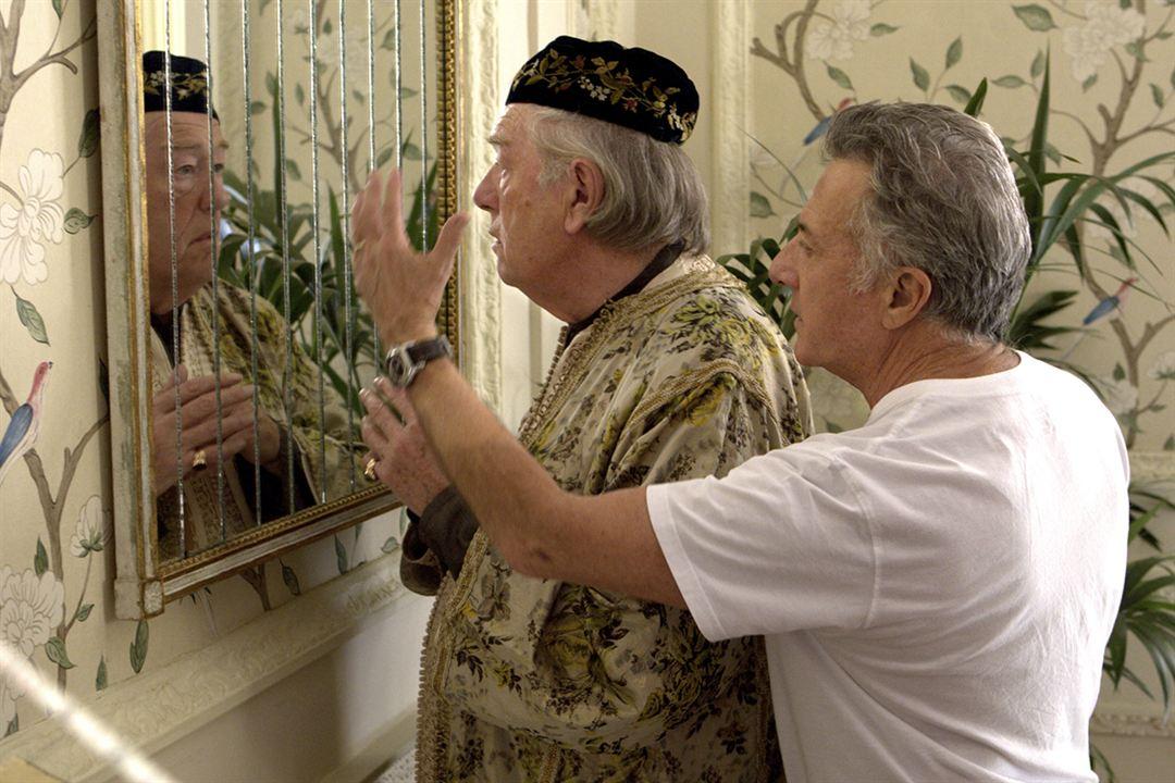 Quartett : Bild Dustin Hoffman, Michael Gambon