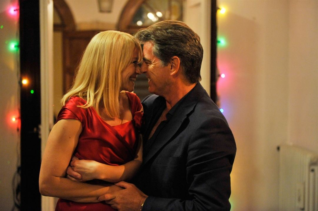 Love Is All You Need : Bild Pierce Brosnan, Trine Dyrholm