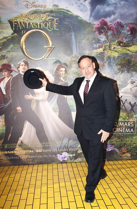 Die fantastische Welt von Oz : Vignette (magazine) Sam Raimi