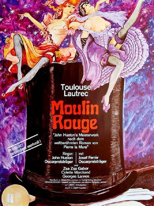 Moulin Rouge : Kinoposter