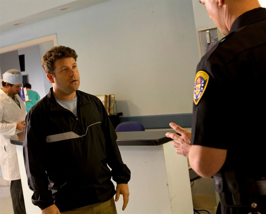 Adopting Terror : Bild Sean Astin