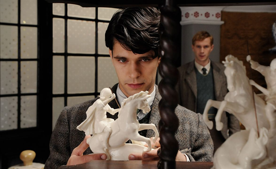 Cloud Atlas : Bild Ben Whishaw, James d'Arcy