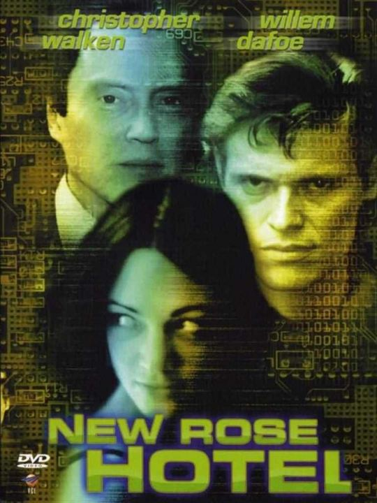 New Rose Hotel : poster
