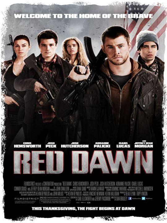 Red Dawn Besetzung