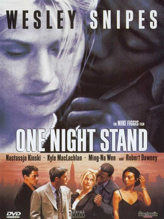One Night Stand : Kinoposter