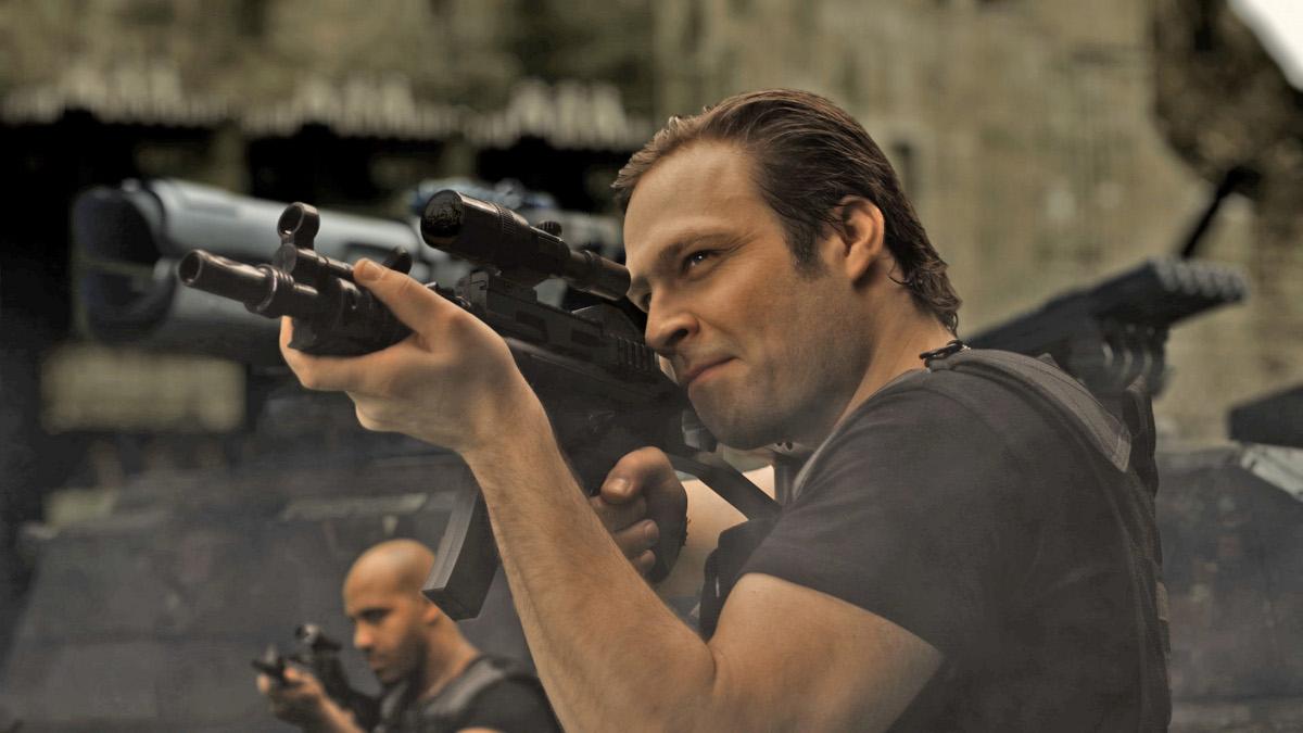 Tim Sander goes to Hollywood: Tim Sander