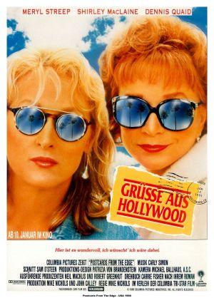 Grüße aus Hollywood : Kinoposter
