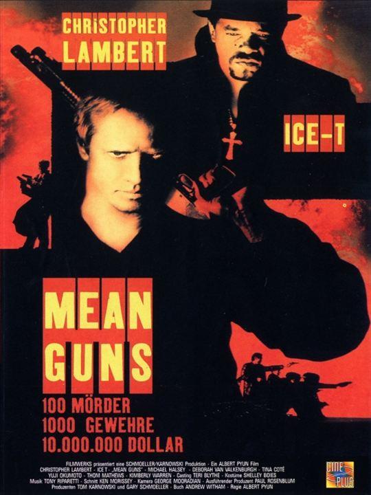 Mean Guns - Knast ohne Gnade : Kinoposter