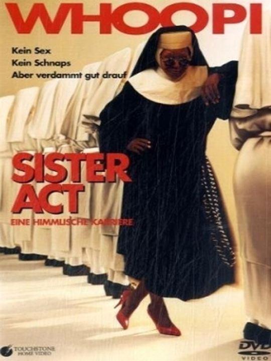 Sister Act - Eine himmlische Karriere : Kinoposter