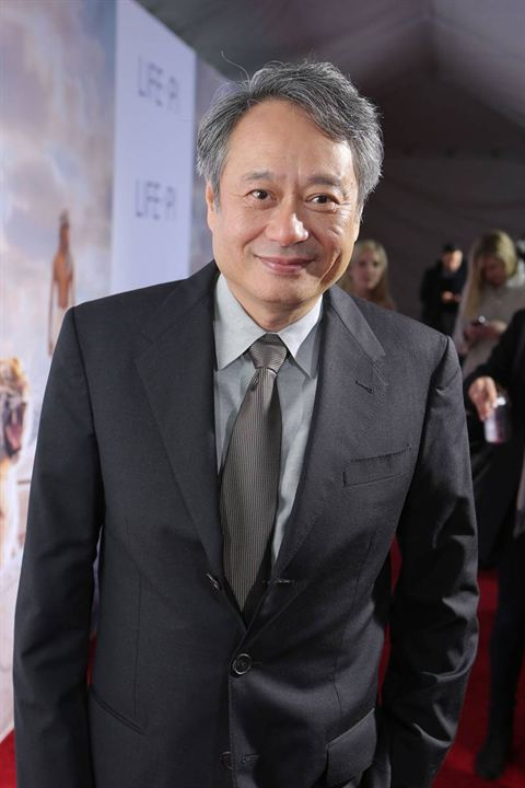 Life of Pi: Schiffbruch mit Tiger : Vignette (magazine) Ang Lee