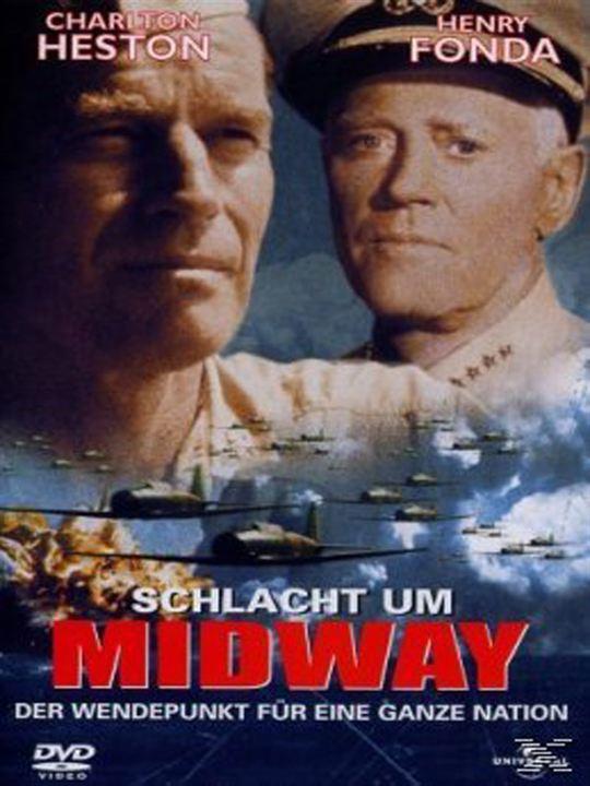 Schlacht um Midway : Kinoposter