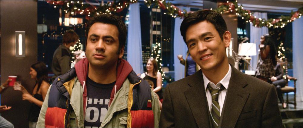 Harold & Kumar - Alle Jahre wieder : Bild John Cho, Kal Penn