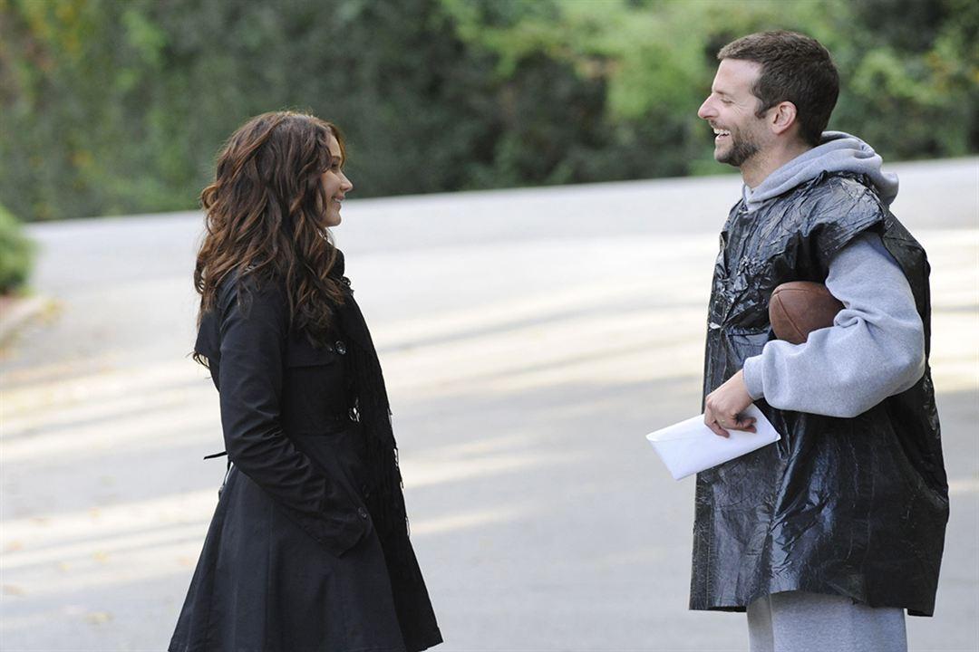 Silver Linings : Bild Bradley Cooper, Jennifer Lawrence