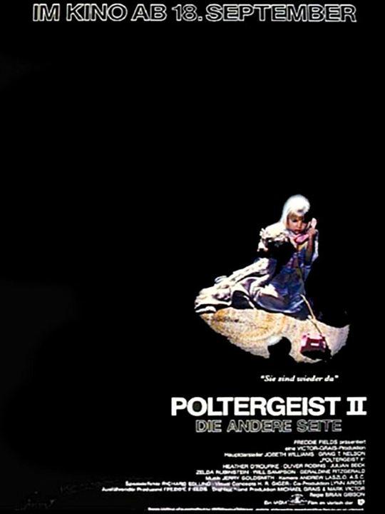 Poltergeist II - Die andere Seite : poster