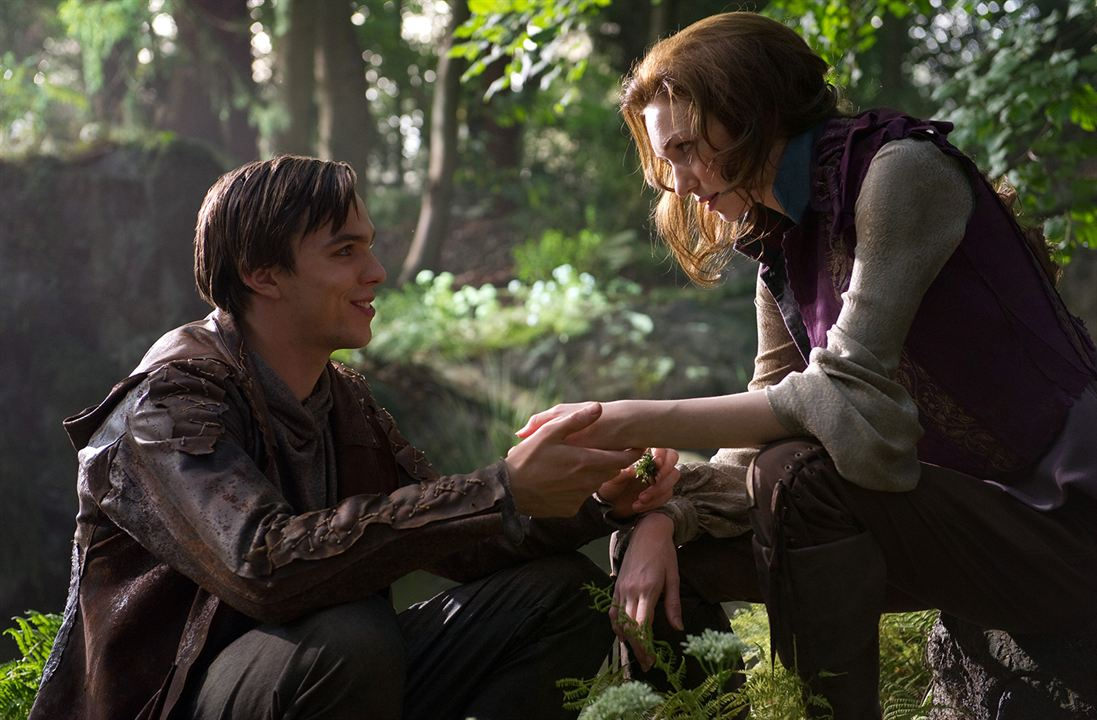 Jack and the Giants : Bild Eleanor Tomlinson, Nicholas Hoult