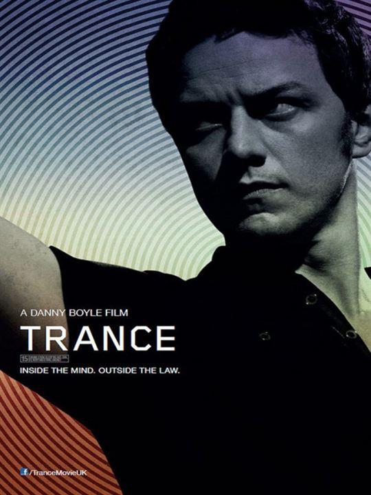 Trance - Gefährliche Erinnerung : Kinoposter