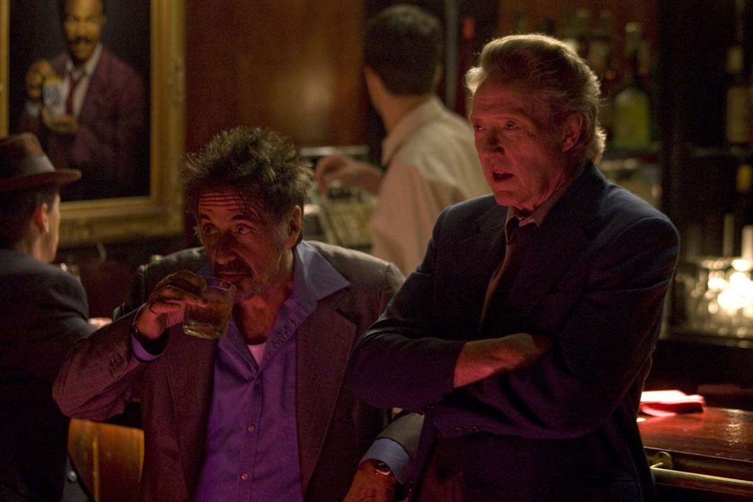 Stand Up Guys : Bild Al Pacino, Christopher Walken