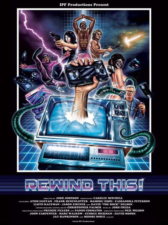 Rewind This! : Kinoposter