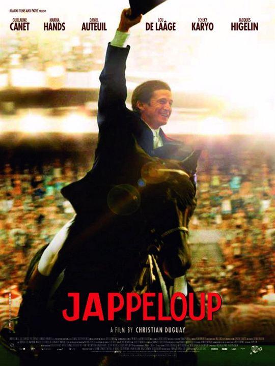 Jappeloup - Eine Legende : Kinoposter