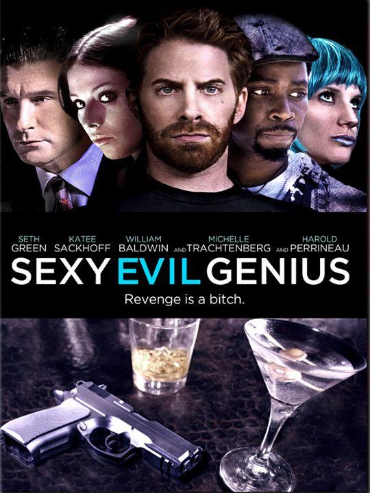 Sexy Evil Genius : Kinoposter