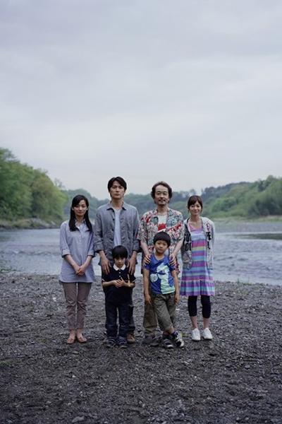 Like Father, Like Son : Bild Keita Ninomiya, Lily Franky, Machiko Ono, Masaharu Fukuyama, Shogen Hwang