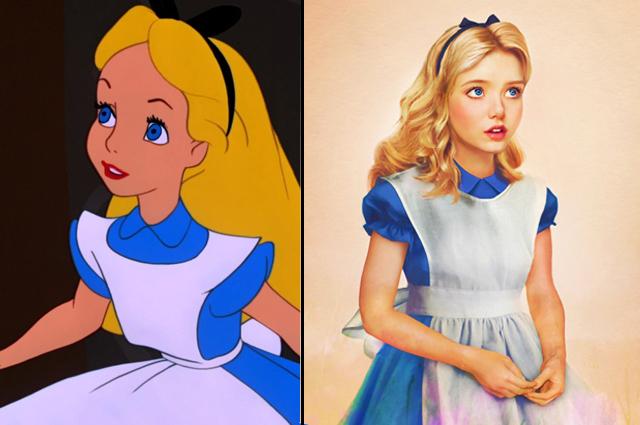 """Alice (""""Alice im Wunderland"""" 1951)"""