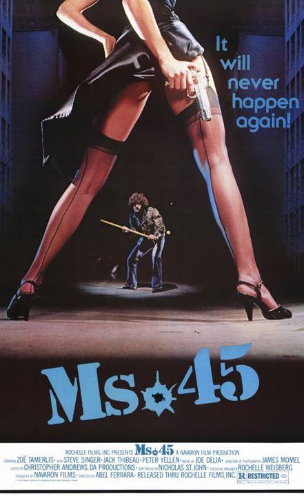 """""""Die Frau mit der 45er Magnum"""" (1981)"""