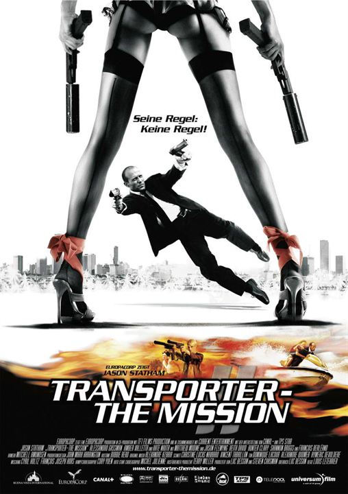 """Transporter - The Mission"" (2005)"