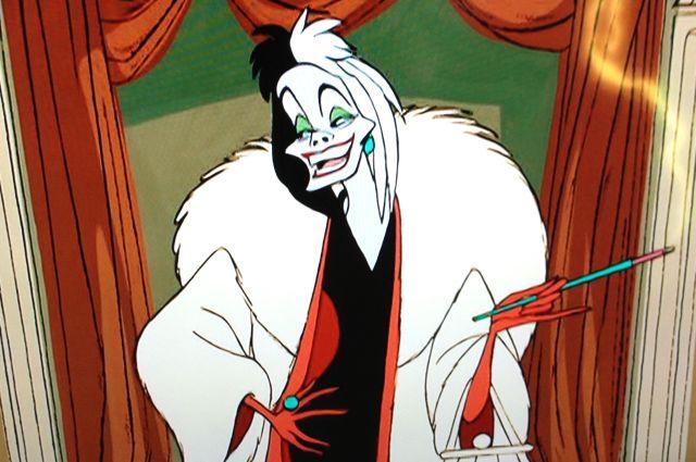 Cruella 101 Dalmatiner