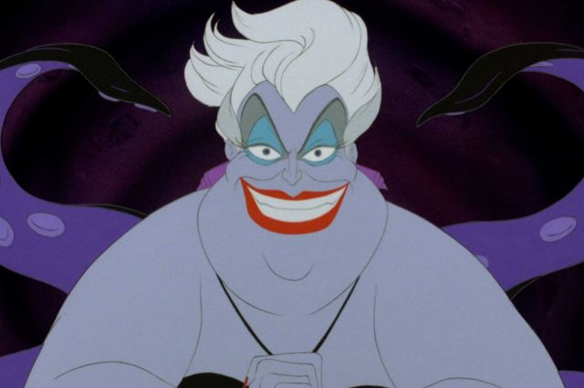 Arielle Böse Hexe