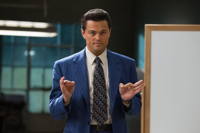 """""""The Wolf Of Wall Street"""" (2013)"""
