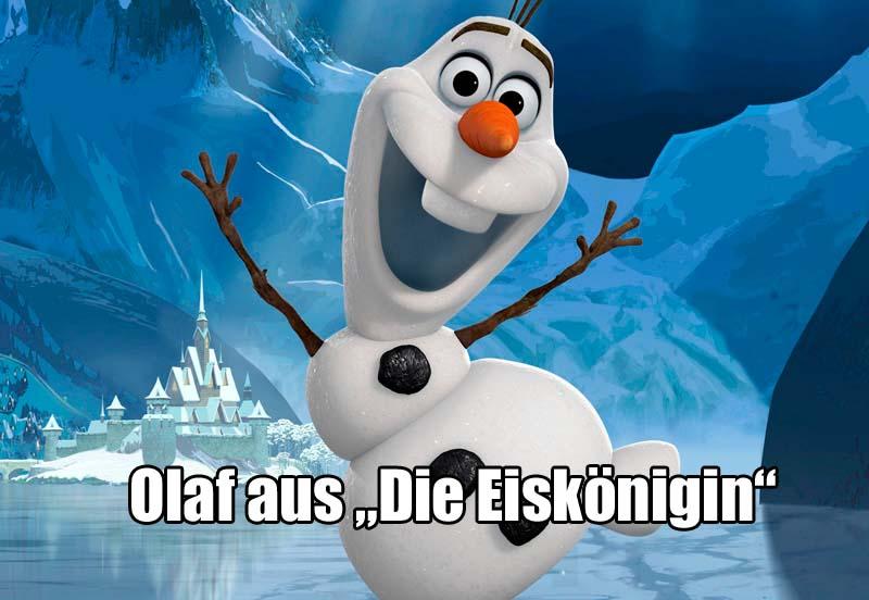 """Olaf aus """"Die Eiskönigin"""""""