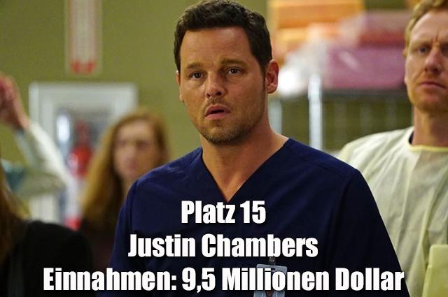 Die 15 bestbezahlten Serien-Schauspieler 2016 - FILMSTARTS.de