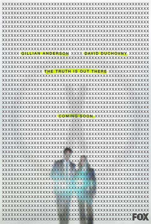 """Erstes Poster zur 11. Staffel """"Akte X"""""""