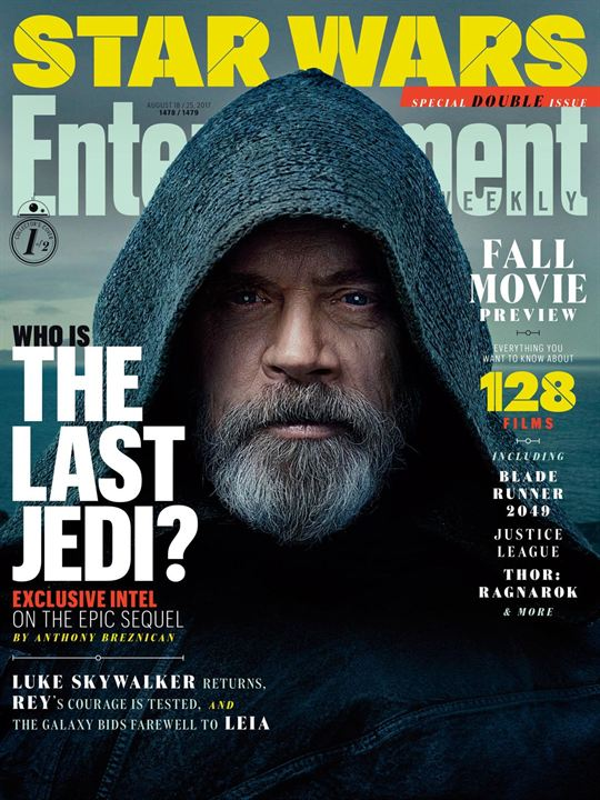 Mark Hamill auf dem Cover von Entertainment Weekly