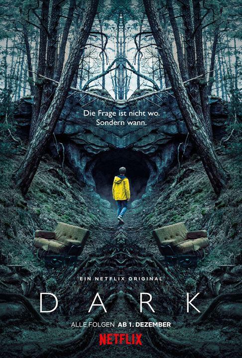 """Das deutsche Poster zur Netflix-Serie """"Dark"""""""
