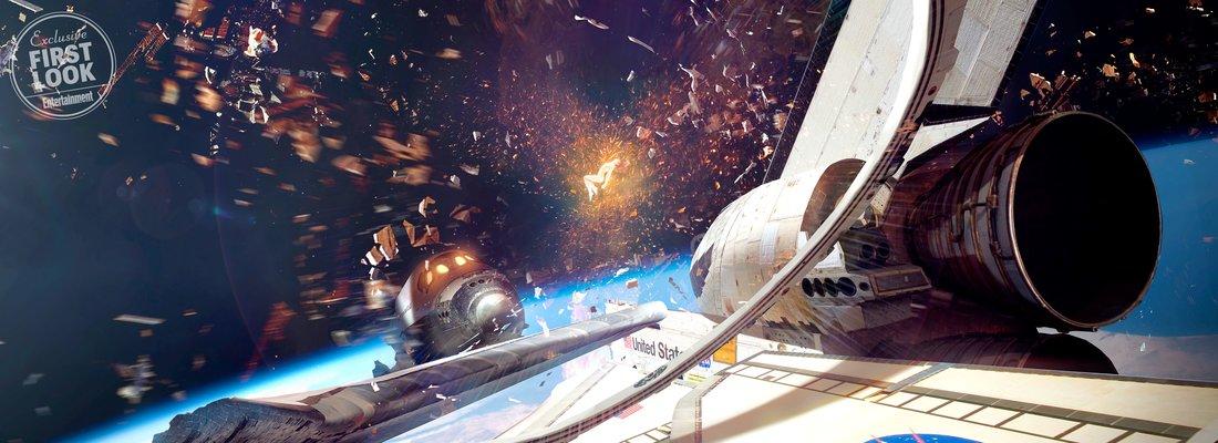 """Konzeptbild zu """"X-Men: Dark Phoenix"""": Während einer Mission im Weltall wird die Phoenix Force erweckt."""
