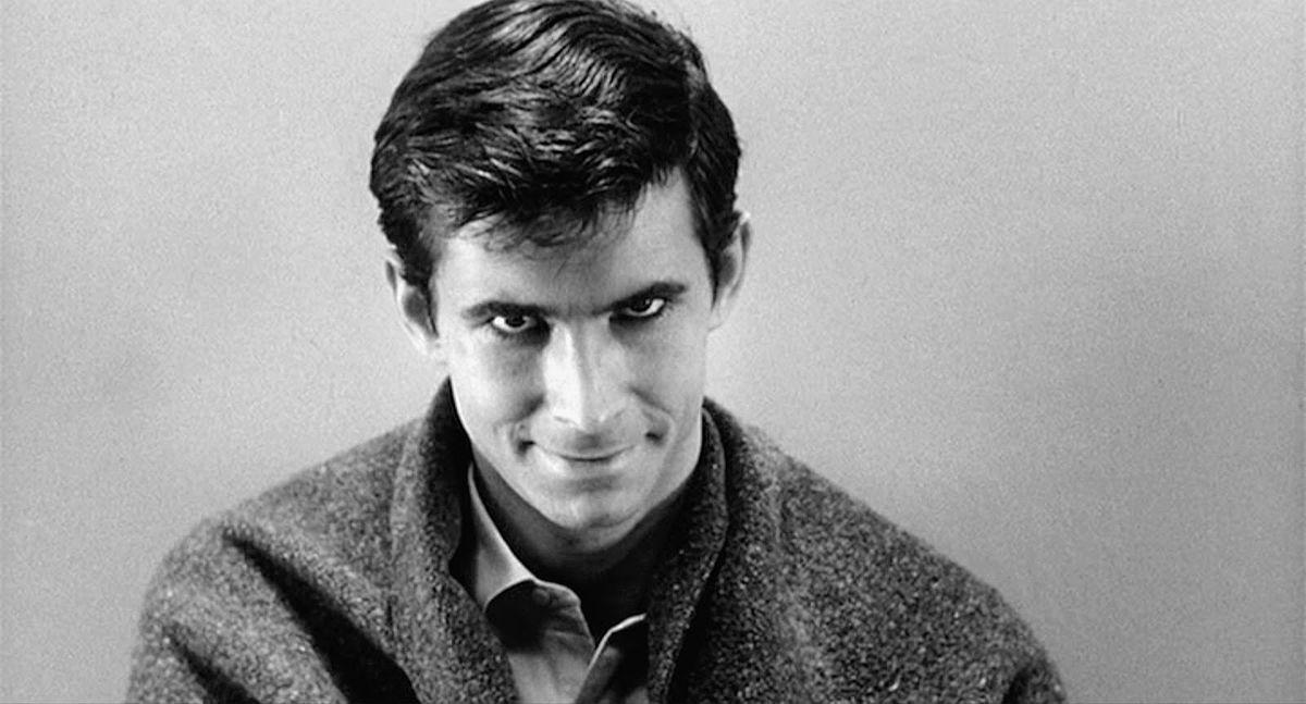 16. Norman Bates