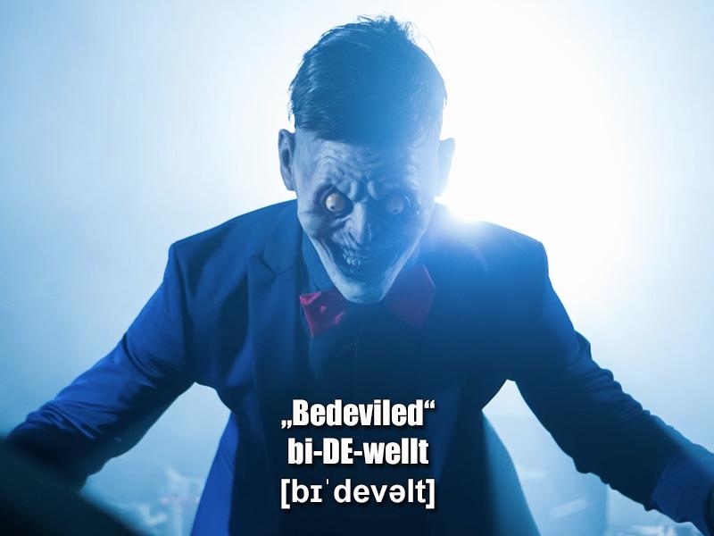 """""""Bedeviled - Das Böse geht online"""""""