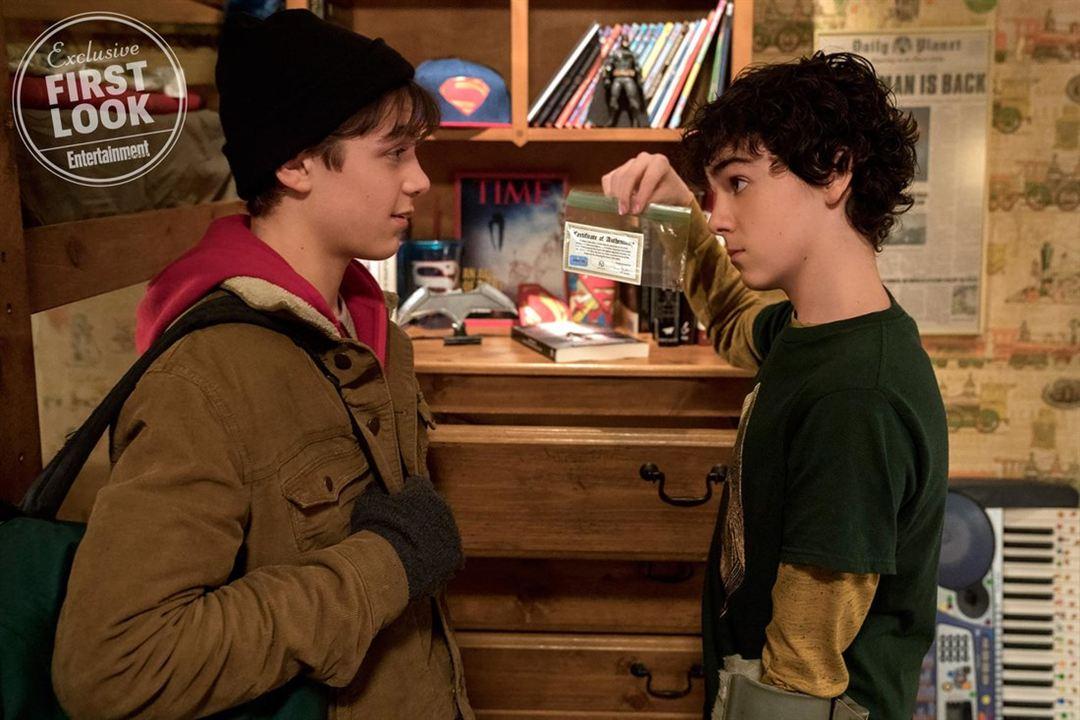 "Teenie-Freunde: Billy Batson und Freddy Freeman in ""Shazam!"""