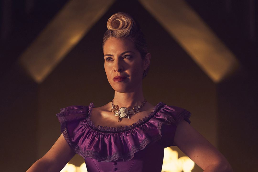 """Leslie Grossman als Coco St. Pierre Vanderbilt in """"American Horror Story: Apocalypse"""""""