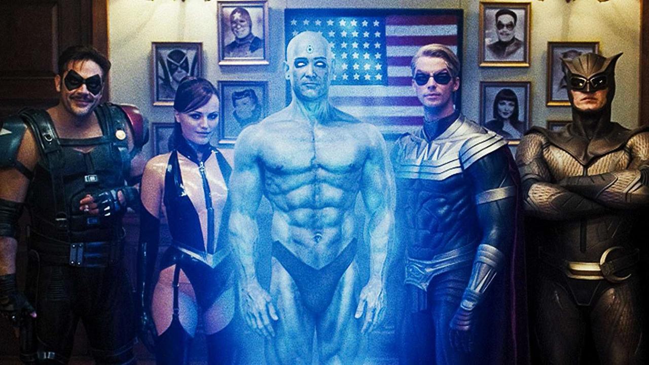 """""""Watchmen"""": Darum sehen wir das verrückte Ende des Comics nicht im Film"""