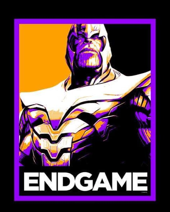 Avengers 4 Coole Neue Poster Bringen Farbe Ins Endgame
