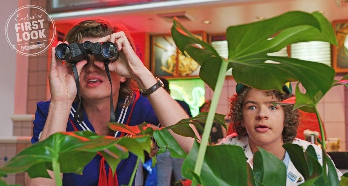 """""""Stranger Things"""": Neue Bilder zur 3. Staffel der Netflix-Serie zeigen die Kids beim Spionieren"""