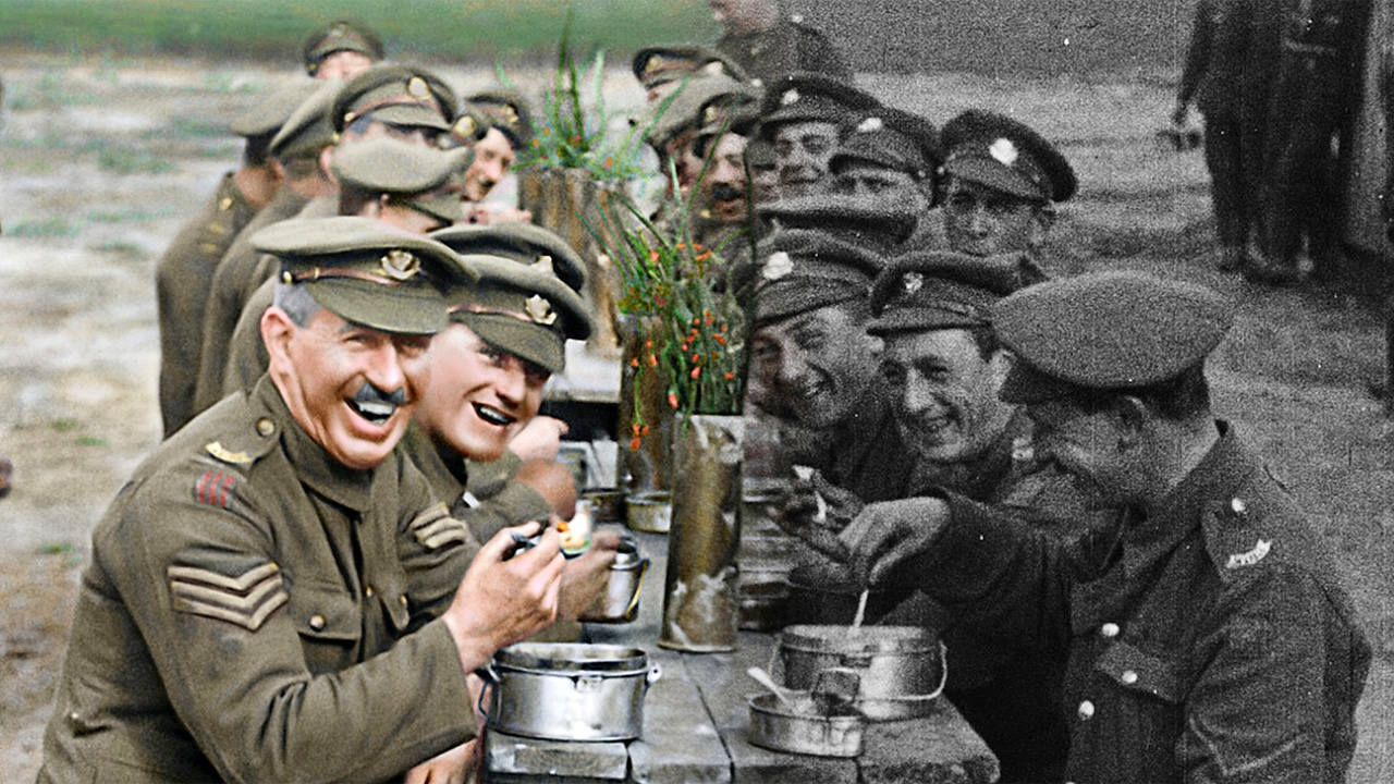 """They Shall Not Grow Old"": Deutscher Trailer zu Peter Jacksons revolutionärem Weltkriegs-Film"