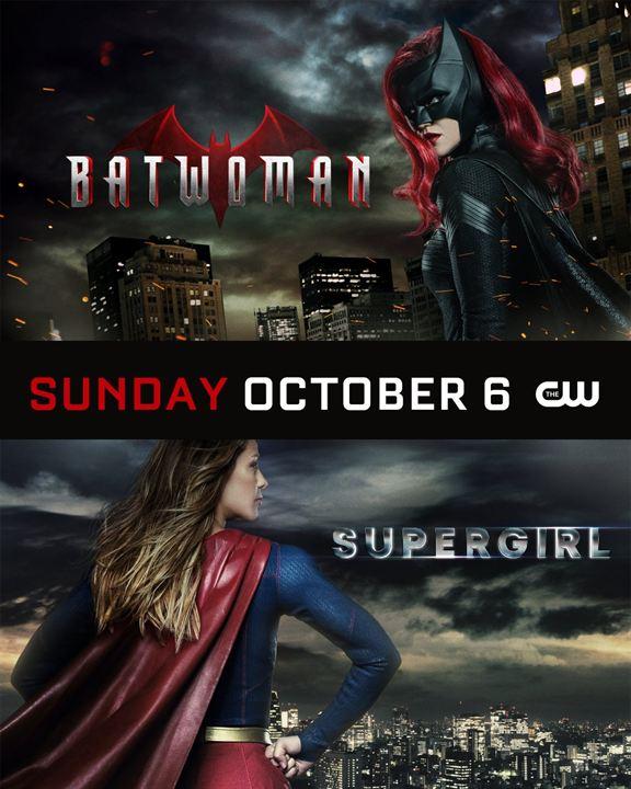 """Neue Poster zu """"Arrow"""", """"The Flash"""" & Co.: Dann kommen die nächsten Arrowverse-Staffeln"""